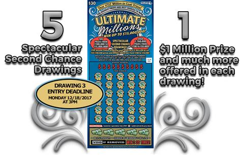 Mass Second Chance Drawing home ma lottery ultimate millions second chance drawings