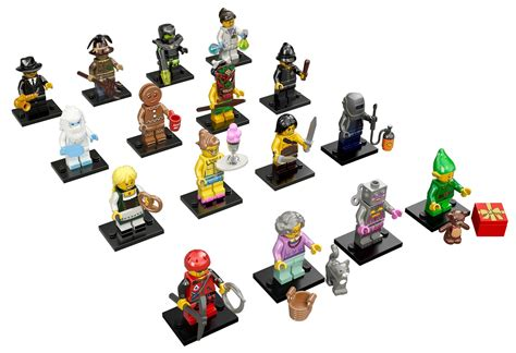 the brickverse theme guide lego minifigures series 11