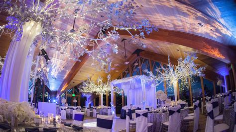 winter wedding at edgewood tahoe productions style productions
