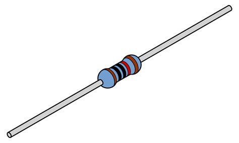 file resistor metal thm 0 25w 10k shaded svg wikimedia commons