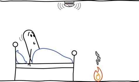 rauchmelder im schlafzimmer installation eines rauchwarnmelders rauchmeldershop ch