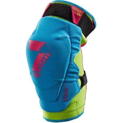 Seven 7 Idp Knee Protect 7 idp flex knee pad cmyk ltd edition chain reaction cycles