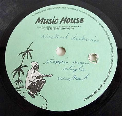 music house dubplate popsike com rare old 10 quot acetate dubplate reggae record music house label see