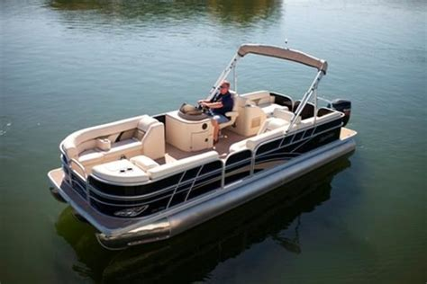 boat accessories magazine boat test monday silver wave 250 play pontoon deck