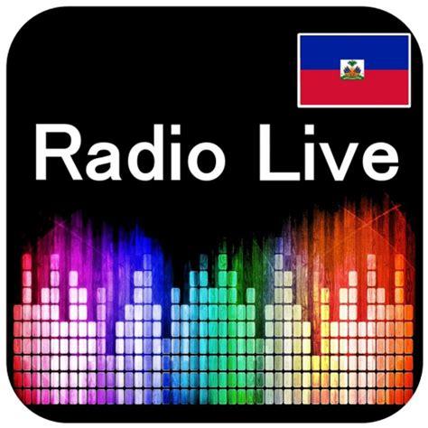 radio live haiti radio stations live apk free app