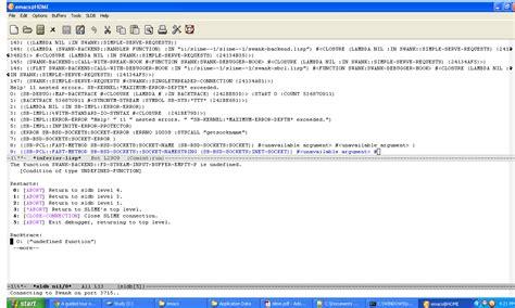 slime tutorial emacs slime archives goldname