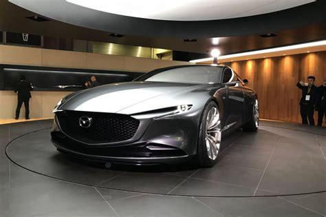 mazda coupe mazda vision coupe concept a look into the future of
