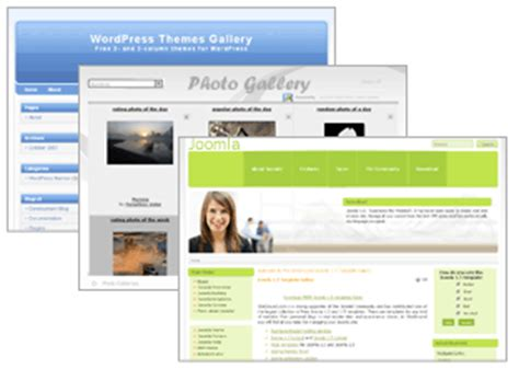 Open Source Website Templates Free Homesolutionsaz Com Open Source Website Templates
