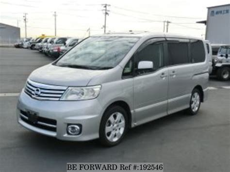nissan serena 2006 used 2006 nissan serena highway star dba cc25 for sale