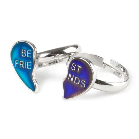 mood rings at claire s images frompo 1 you your bestie can share moods with these bff mood