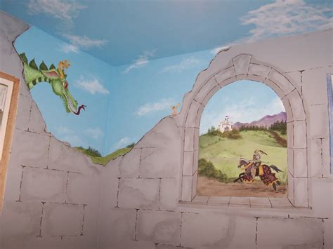 childrens wall murals 10 awesome children s bedroom wall ideas room to grow