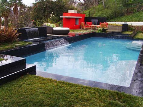 pool landscaping ideas hgtv poolside paradise hgtv
