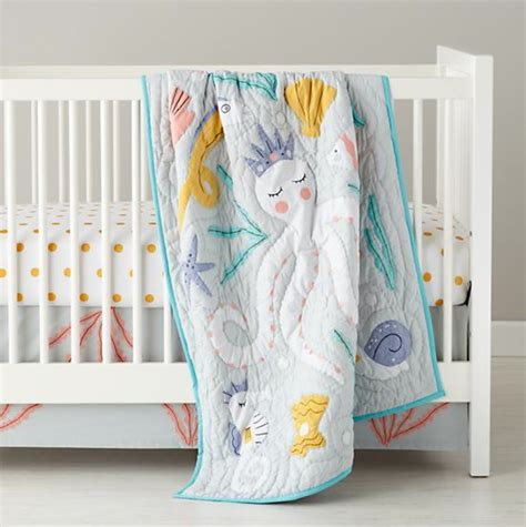 Sea Themed Crib Bedding by The Sea Baby Bedding K K Club 2017