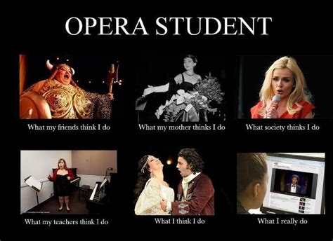 Phantom Of The Opera Memes - opera students meme opera pinterest funny student memes and student