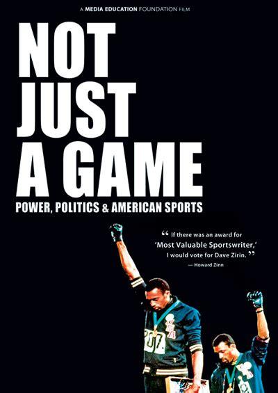 Not Just A not just a power politics american sports 187 zinn
