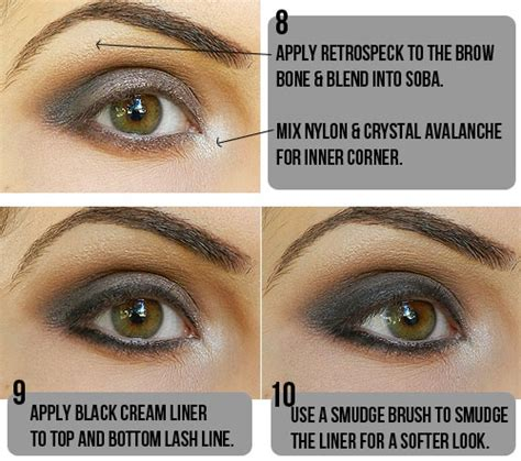 natural eye makeup tutorial mac all about style step by step smokey taupe eyeshadow tutorial