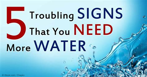 how do water last how do you if you re enough water