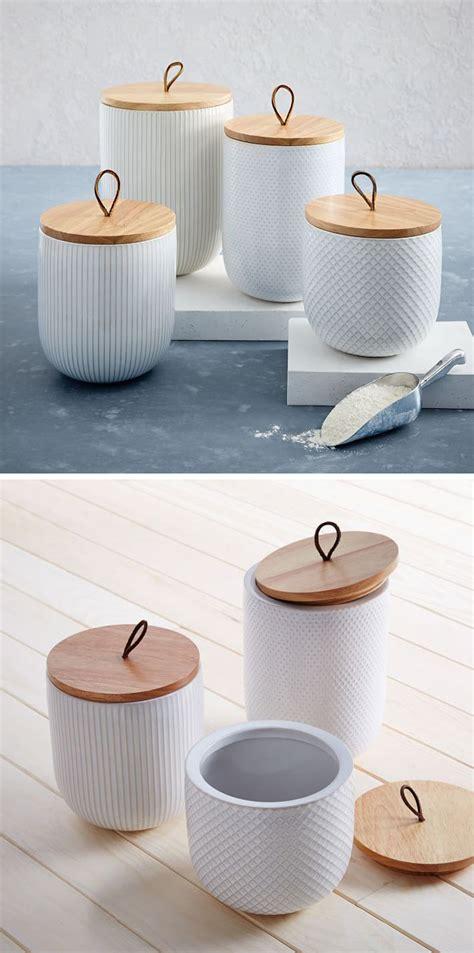 food  decor fresh    modern jars
