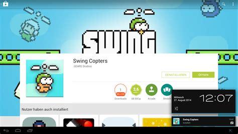 swing pc spiel swing copters tipps tricks so spielst du den flappy