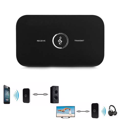 Bluetooth 4 1 Receiver For Earphone X8 new portable bluetooth 4 1 transmitter receiver 2 in 1 wireless 3 5mm audio adapter for home car