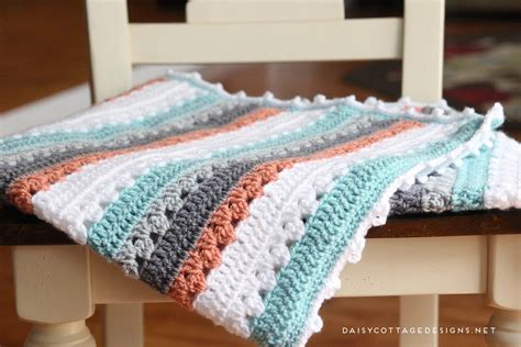 Granny Cottage by Crochet Blanket Pattern A Quick Amp Simple Pattern Daisy