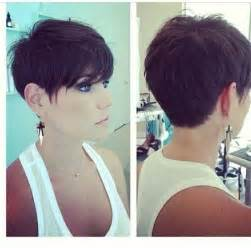 side and front view pixie haircuts 20 chic pixie haircuts ideas popular haircuts
