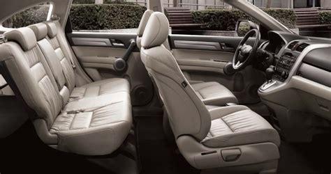 Crv 2010 Interior by Honda Suburban Cuv Autos Weblog