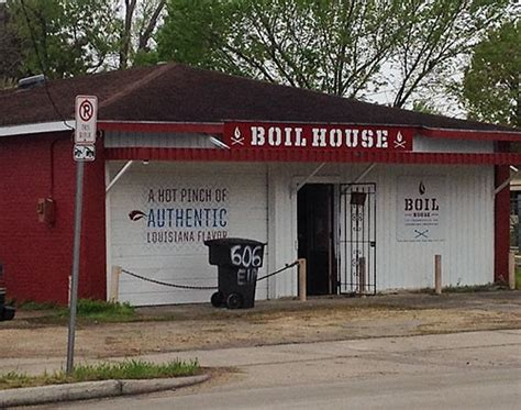 boil house crawfish restaurant boil house gets ready to open on 11th st in the heights swlot