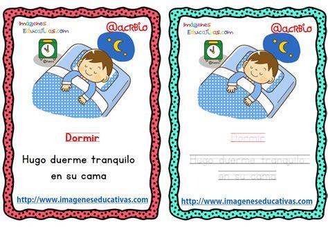 imagenes educativas verbos lectoescritura verbos de acci 243 n 9 imagenes educativas