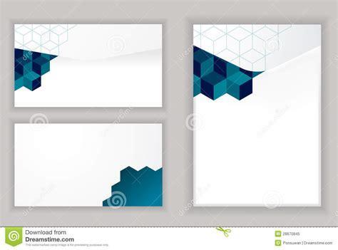 envelope design template abstract envelope modern design template stock vector