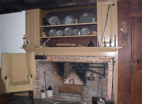 Colonial Fireplace by 1000 Images About Country Colonial Fireplace Mantles On