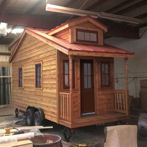 195 Best Images About Tiny House Cottage On Pinterest Tumbleweed Tiny House Trailers