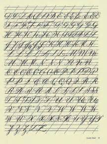 practice sheets for copperplate calligraphy