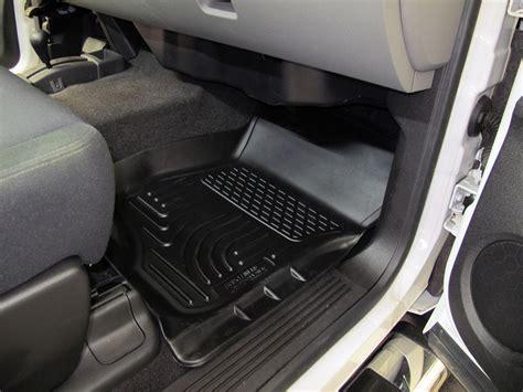 2012 Silverado Floor Mats by Floor Mats For 2012 Chevrolet Silverado Husky Liners Hl98211