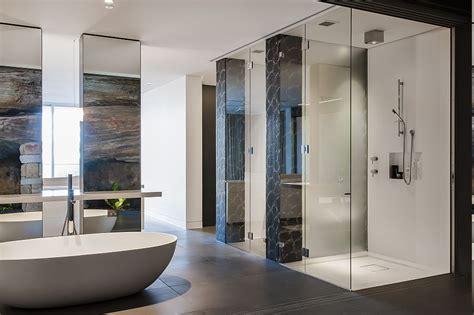 Modern Ensuite Bathroom Designs by Marvelous Ensuite Bathroom Design Also Cool Modern Bathtub