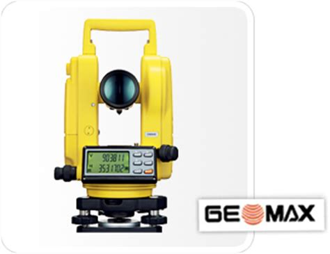 construction layout lasers zipp02 geomax electronic theodolite 2 second laser