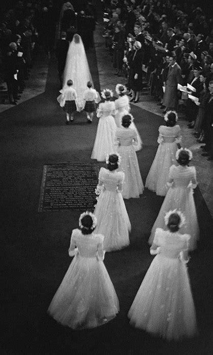 Look back: Queen Elizabeth and Prince Philip's wedding