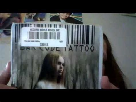 barcode tattoo book barcode book review