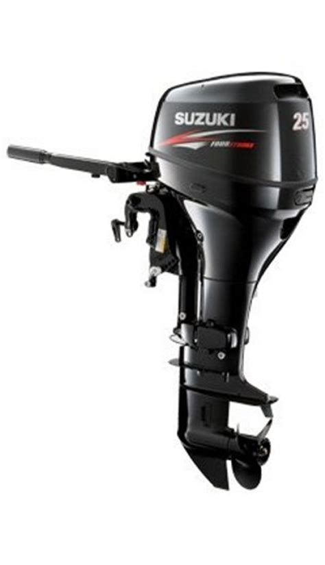 Suzuki Outboard Reliability Perebo Accessory Equipment For All Floating Systems