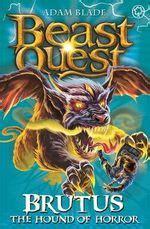 Booktopia Torgor The Minotaur Beast Quest The Dark