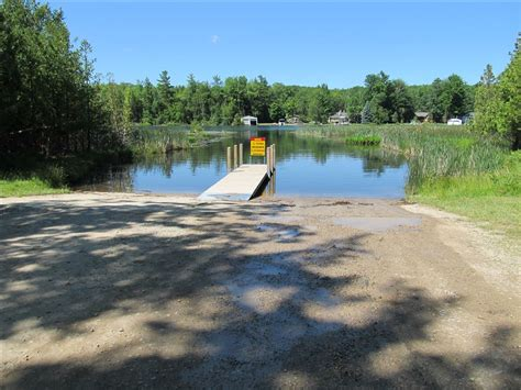torch river dnr water access michigan water trails - Public Boat Launch Dunnville