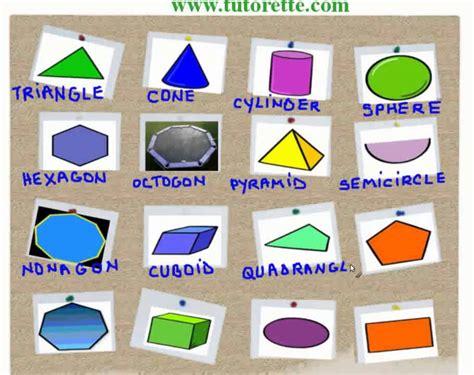 figuras geometricas nombres en ingles curso de ingles formas geometricas em ingles youtube