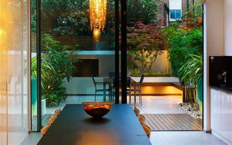 small city garden design london modern garden designers