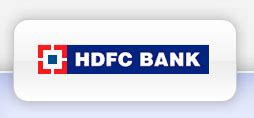 Credit Card Application Form Of Hdfc Hdfc Bank