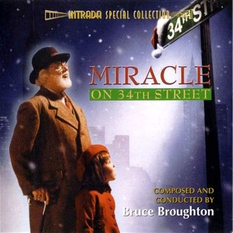 Original Miracle On 34th Free Miracle On 34th Original Soundtrack Bruce Broughton Free Mp3 Tracklist