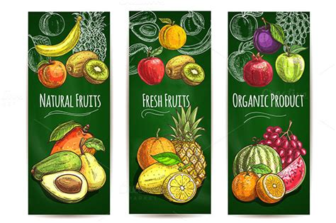 design banner juice juice fruits logo 187 designtube creative design content