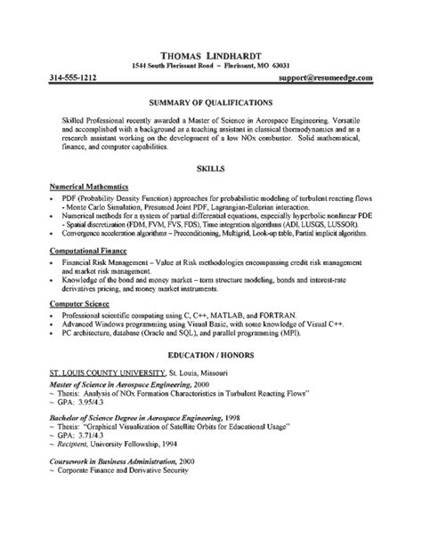 Consultant Resume Accomplishments Resume Sles Risk Consultant Resume