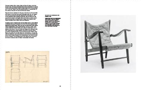 libro hans j wegner just libro hans j wegner just one good chair di christian holmsted olesen