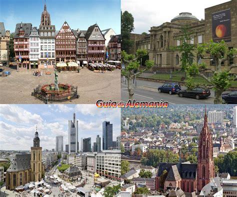 gua turstico de las ciudades de portugal lugares de sitios tur 237 sticos en frankfurt guia de alemania