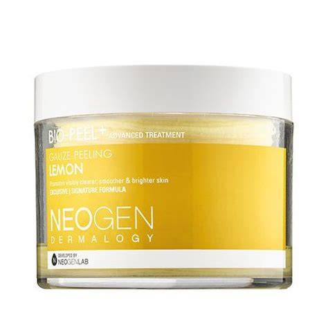 Neogen Bio Peel Gauze neogen bio peel gauze peeling lemon reviews photo makeupalley
